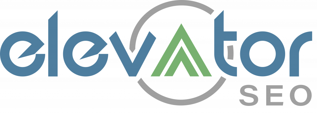Elevator SEO Logo